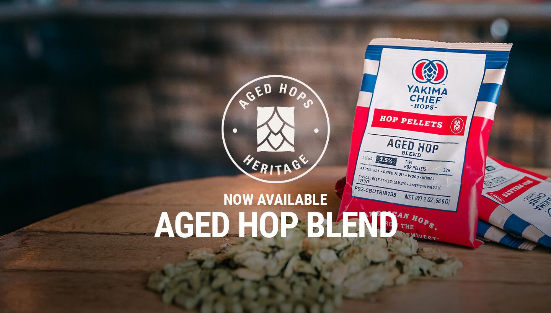 Aged Hop Blend