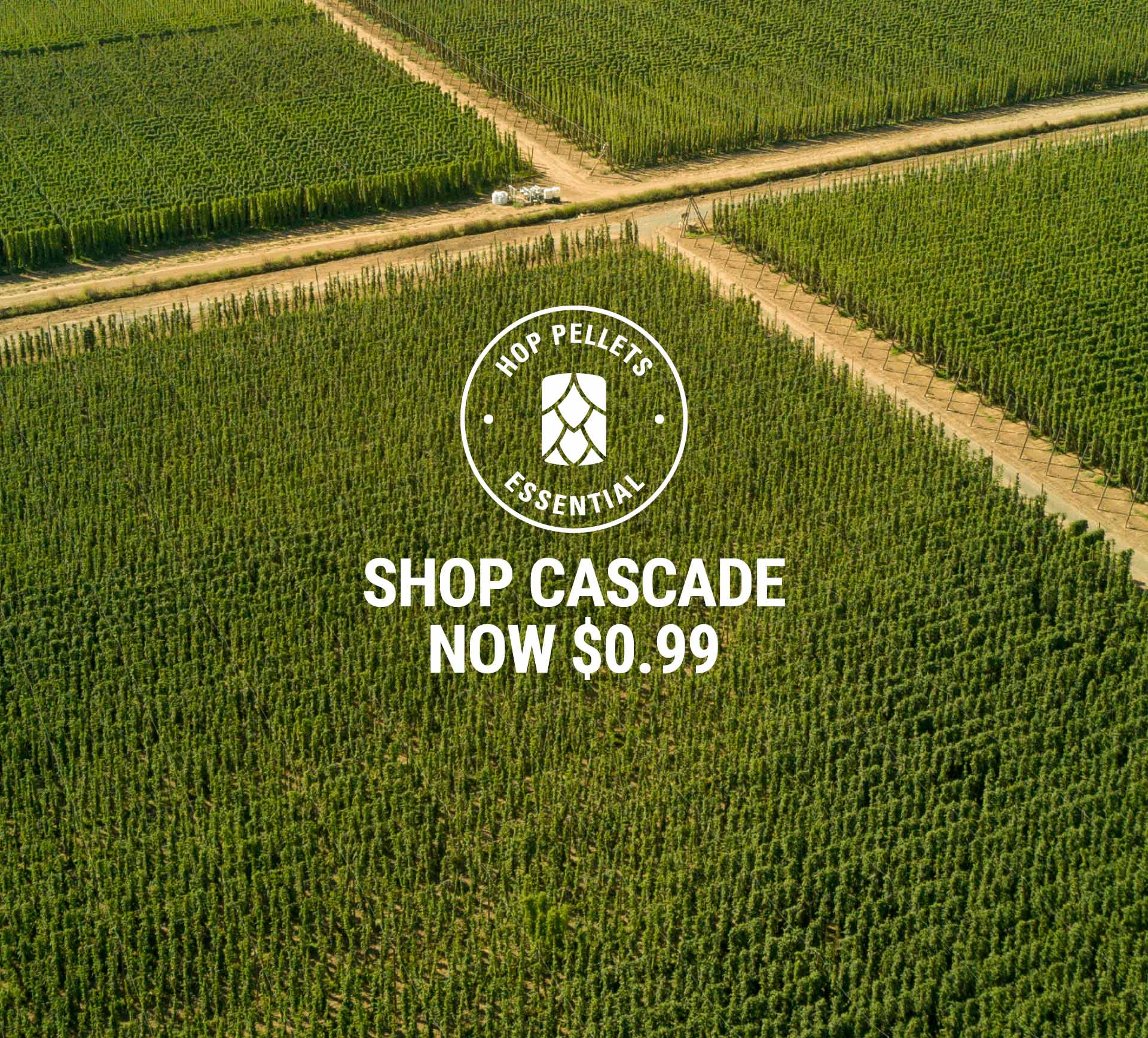 Shop Cascade Hops - Desktop (Main)