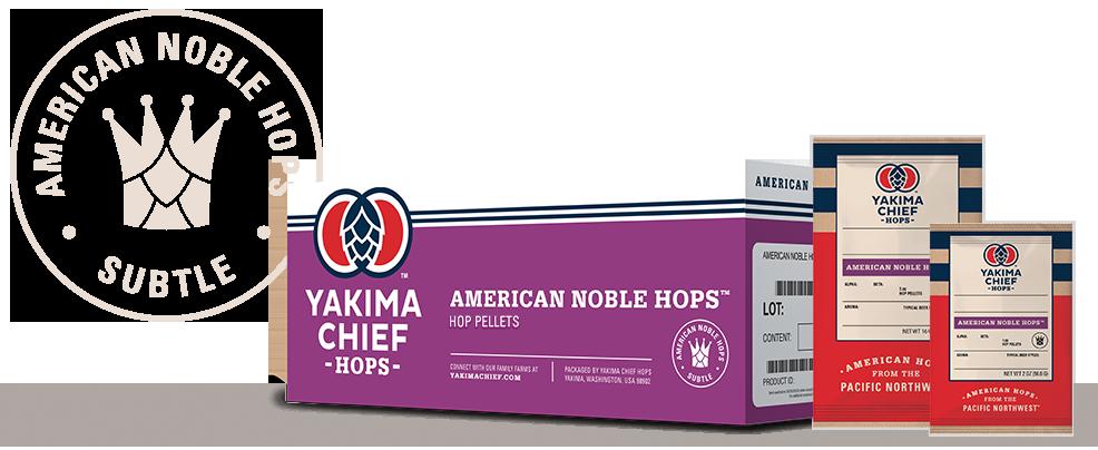 American Noble Hops